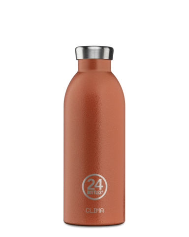 Clima Bottle Sunset Orange - 500ml