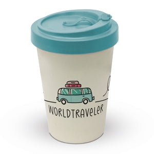 Coffee Cup Worldtraveler