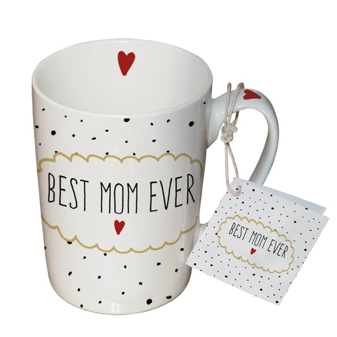 Caneca Best Mom Ever