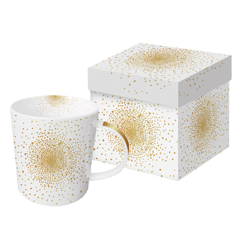 Caneca Gold Nuggets