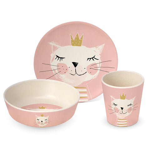 Conjunto Infantil Happy Cat
