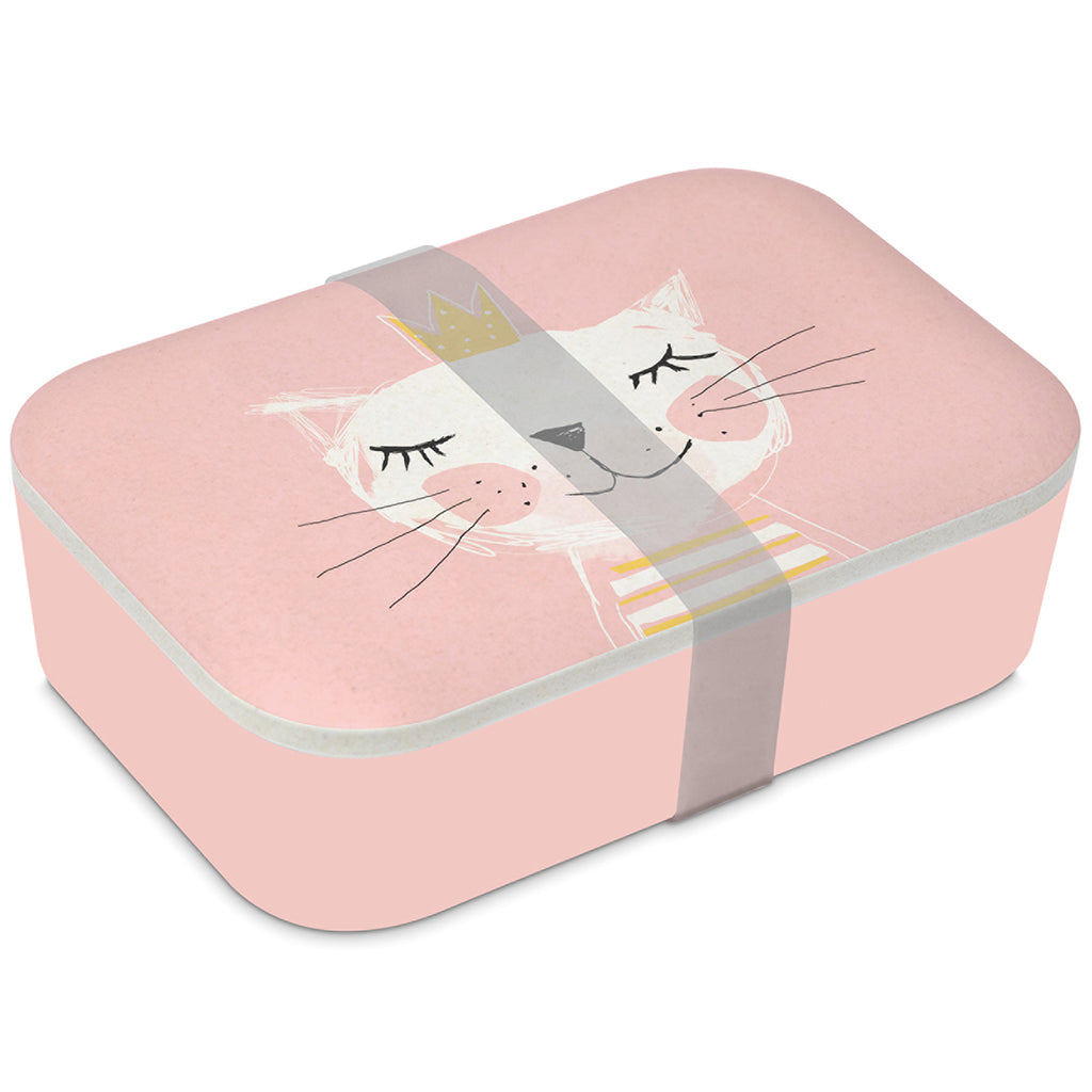 Lunch Box Happy Cat