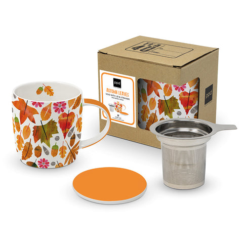 Caneca Autumn Leaves