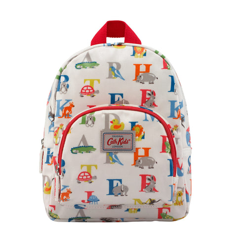 Mini Mochila Cath Kidston - Animal Alphabet