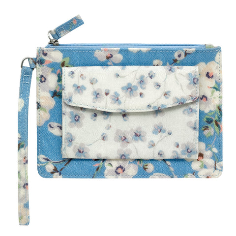 Clutch Cath Kidston - Wellesley Blossom