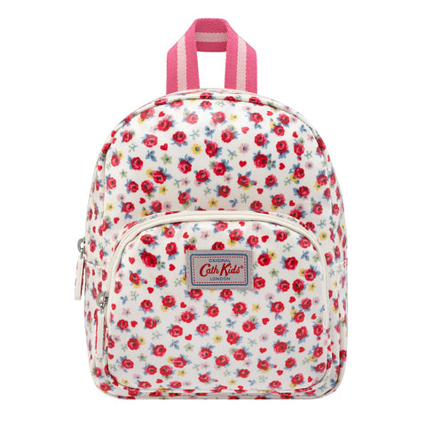 Mini Mochila Cath Kidston - Roses and Hearts