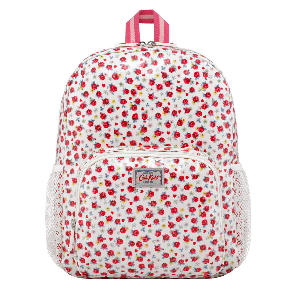 Mochila Clássica Cath Kidston - Roses and Hearts