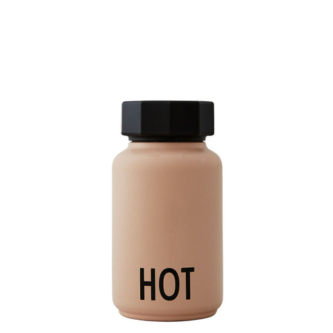 Termo 330ml HOT COLD Camel