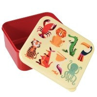 Lunch Box Bichos Coloridos