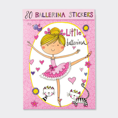 Stickers Bailarinas
