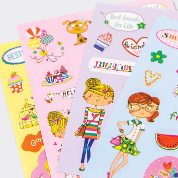 Stickers BFF