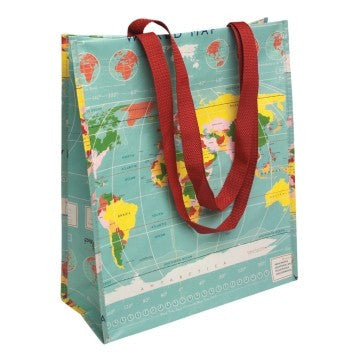 Shopping Bag Mapa Mundo