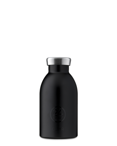 Clima Bottle Tuxedo Black - 330ml