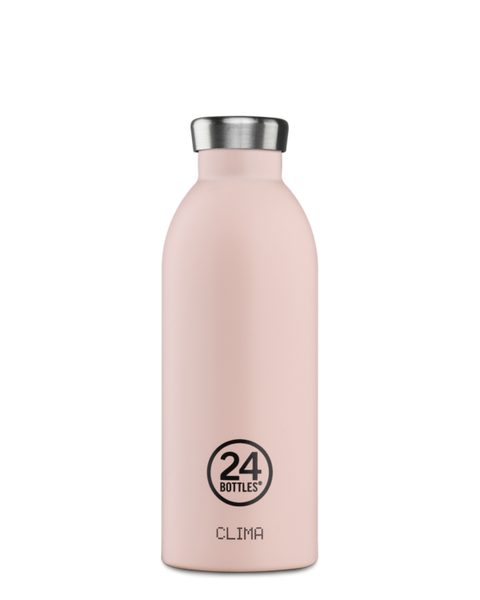 Clima Bottle Dusty Pink - 500ml