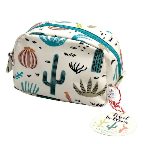 Bolsa Make-Up Cactos