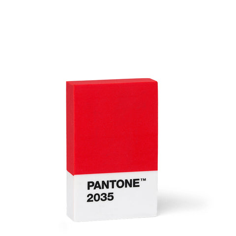 Borracha Pantone™ - Red 2035