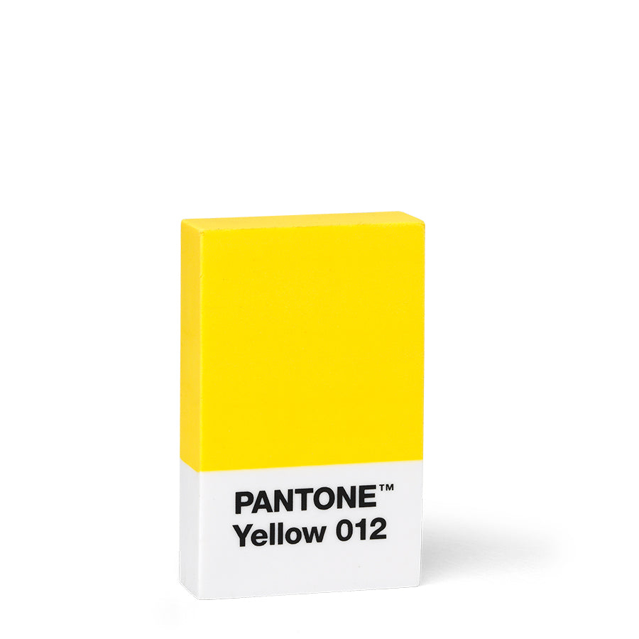 Borracha Pantone™ - Yellow 012