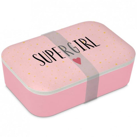 Lunch Box Supergirl