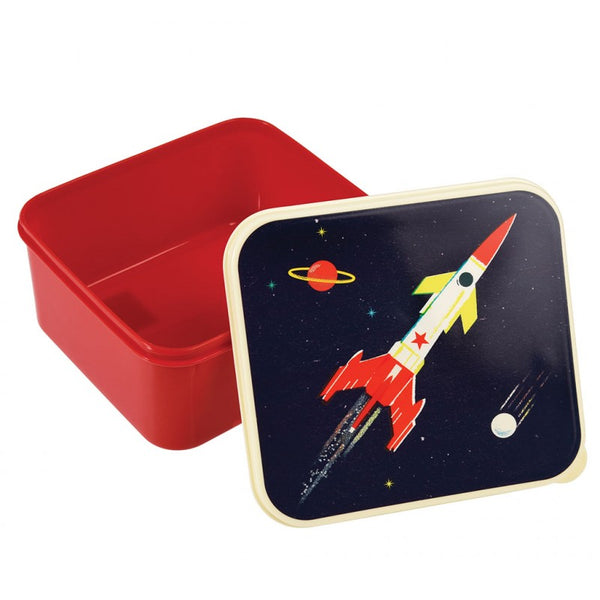 Lunch Box Space Age