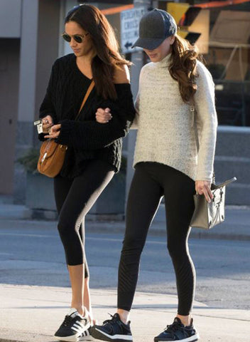Meghan Markle in Smythe Shoulder Sweater
