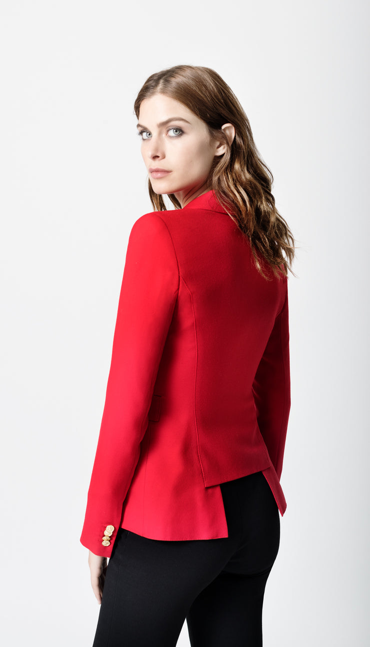 Duchess Blazer Red