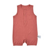 Sleeveless Flat Bottom Onesie