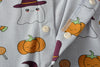 NEW-Magic Pumpkin Flat Bottom Onesie