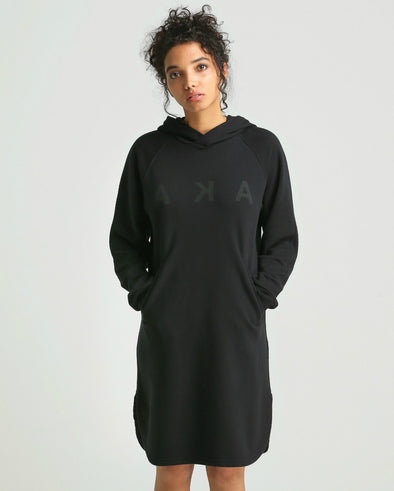 Fire PULLOVER Hoodie Dress