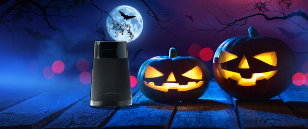 The best halloween party with Amazon Alexa enabled smart home speakers