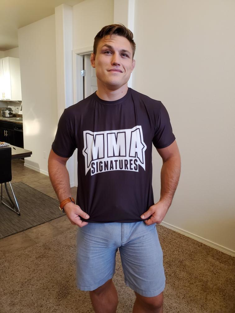 MMA Signatures Dry Fit Shirt