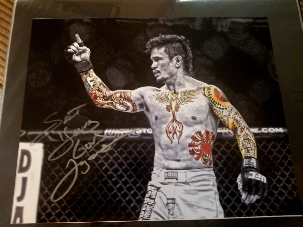 Scott Jorgensen Signed 11x14