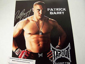 Pat Barry