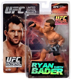 UFC Ultimate Collector Series 14.5 Ryan Bader Action Figure [Limited Edition]