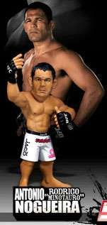 "UFC Ultimate Collector Series 3 Antonio Rodrigo ""Minotauro"" Nogueira Action Figure"