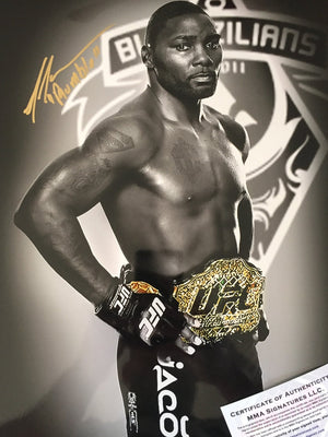 "Anthony ""Rumble"" Johnson"