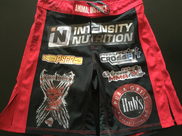 Alex White Fight Worn Shorts Trunks Autograph UFC PSA COA MMA