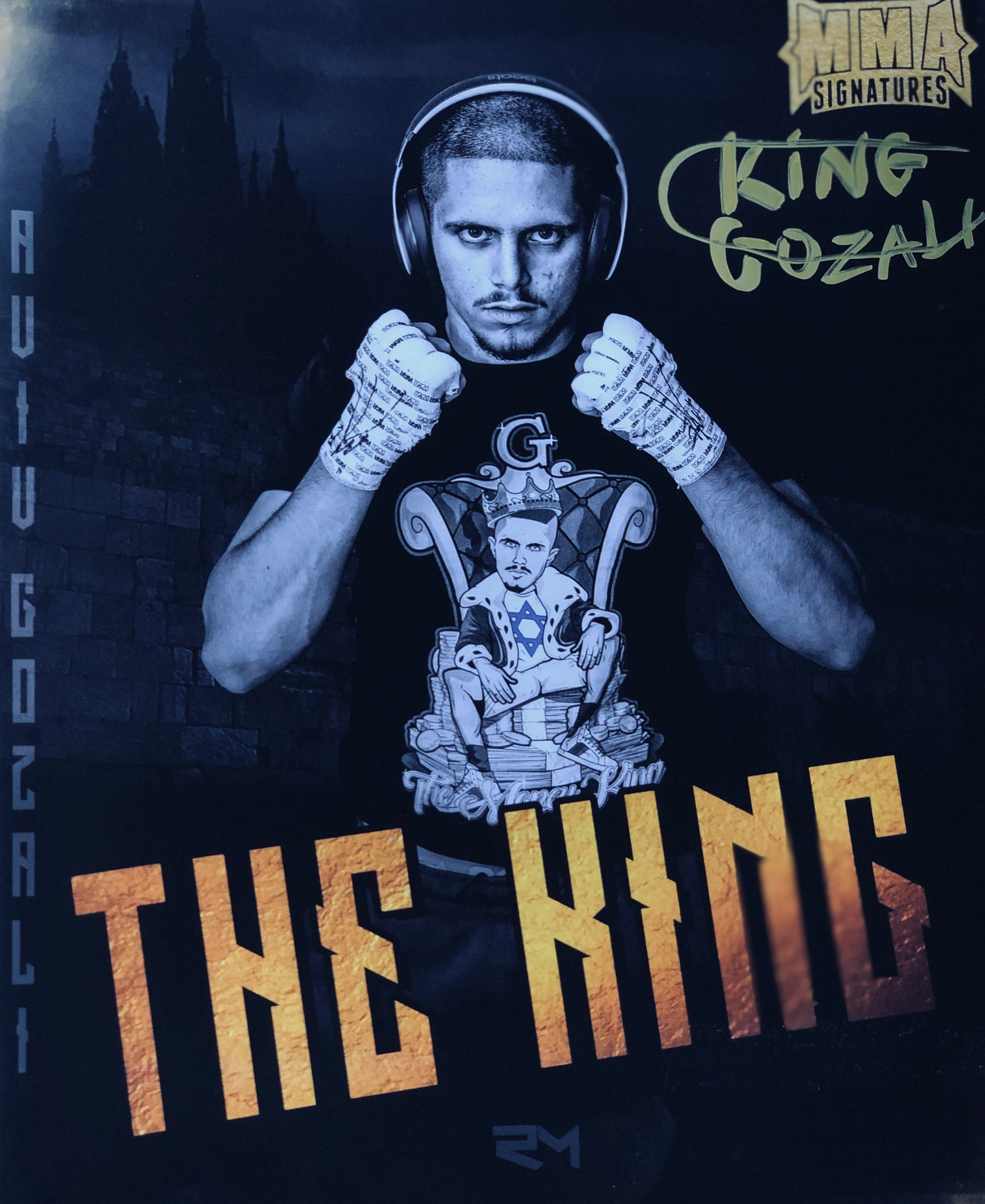 "Aviv ""The King"" Gozali"
