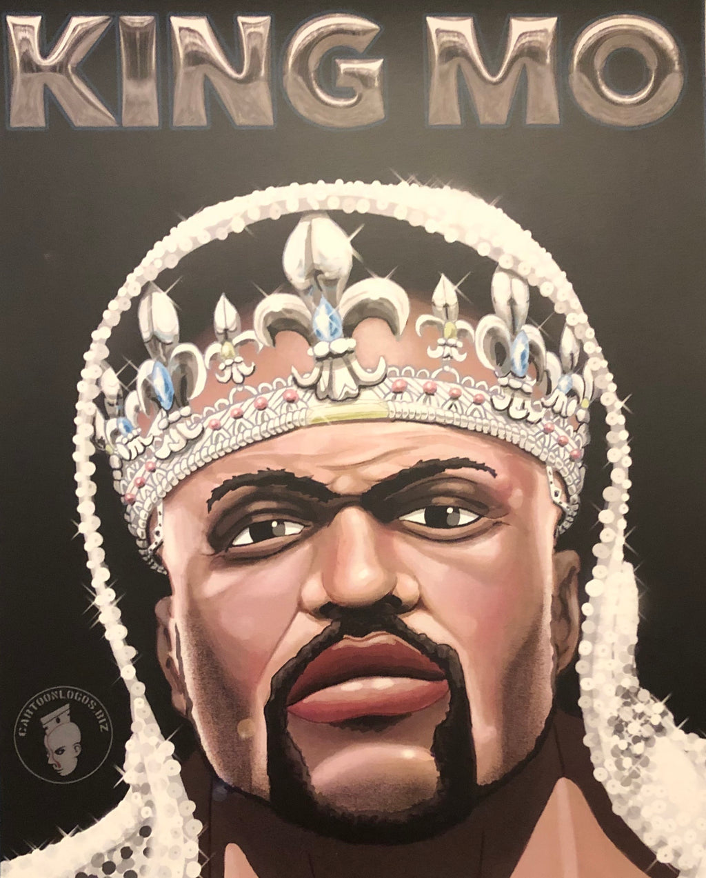 King Mo Limited Edition #d/100