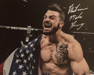 Platinum Mike Perry