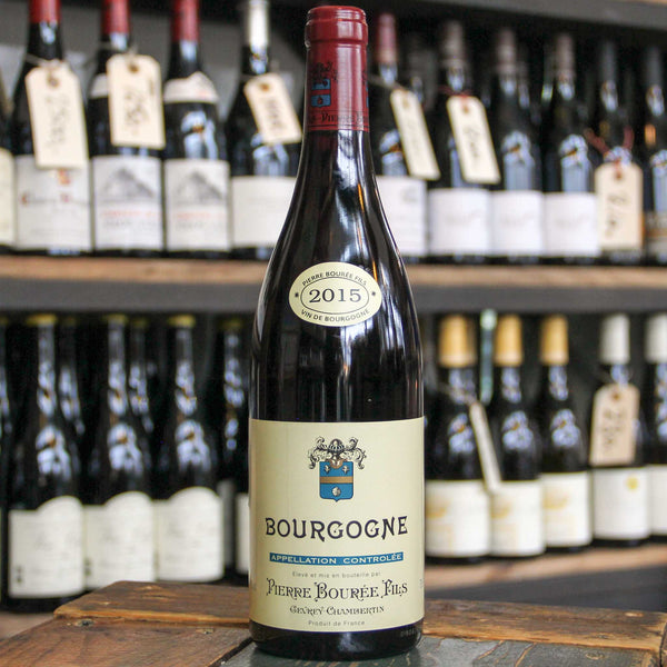 Pierre Bouree, Bourgogne Rouge