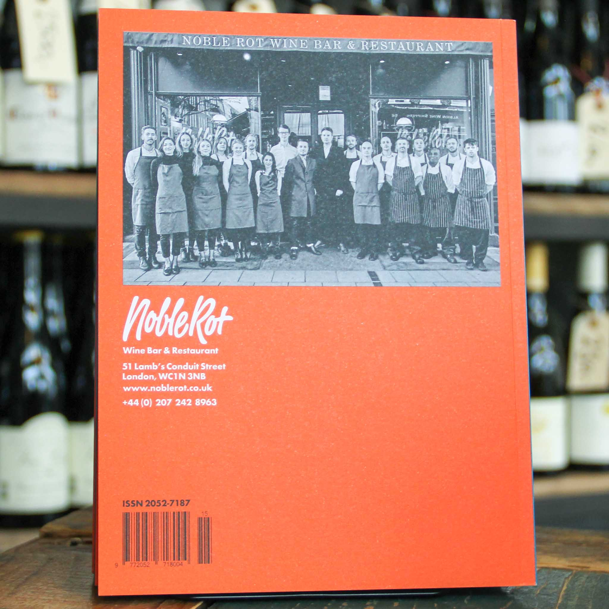 Noble Rot Magazine, issue 15