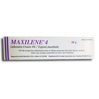 Maxilene 4 Cream - 30g