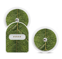 MiaoMiao Green Leaf Transmitter & Sensor Stickers