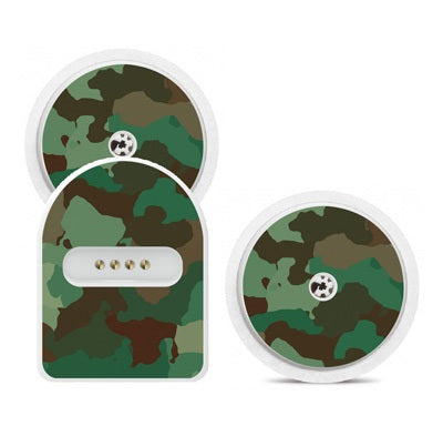 MiaoMiao Military Transmitter & Sensor Stickers