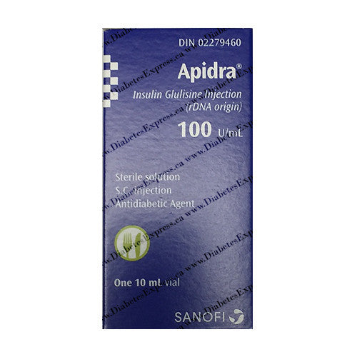 Apidra 10ml vial