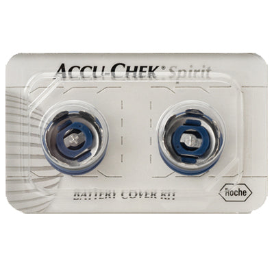 Accu-Chek Spirit Battery Cover Kit 2/pk