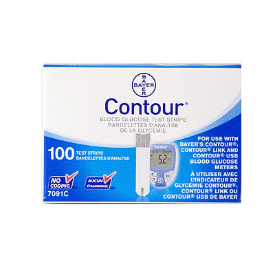 ContourTest Strips