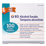 BD Alcohol Swabs - Limit 1 per order