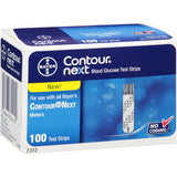 Contour Next Test Strips