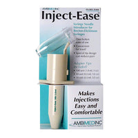 Inject-Ease automatic injector